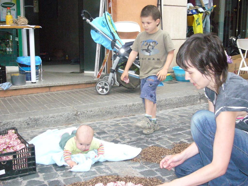 6/6/2010 Els més petits, la pedrera
