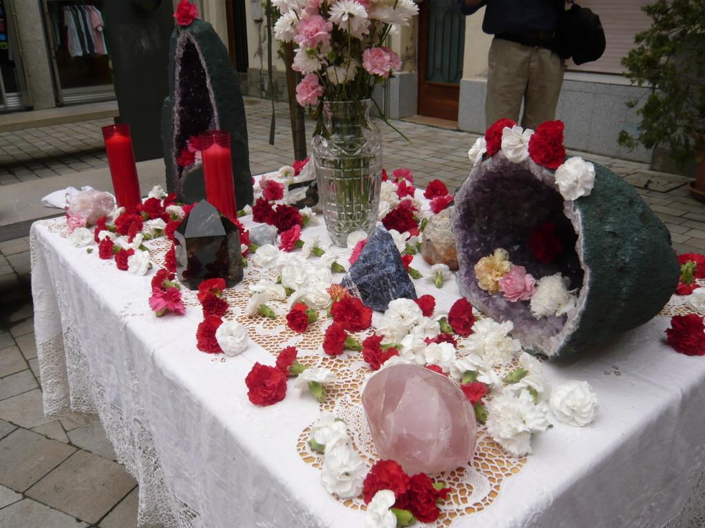 6/6/2010 Altar de la Plaça de Santa Isabel
