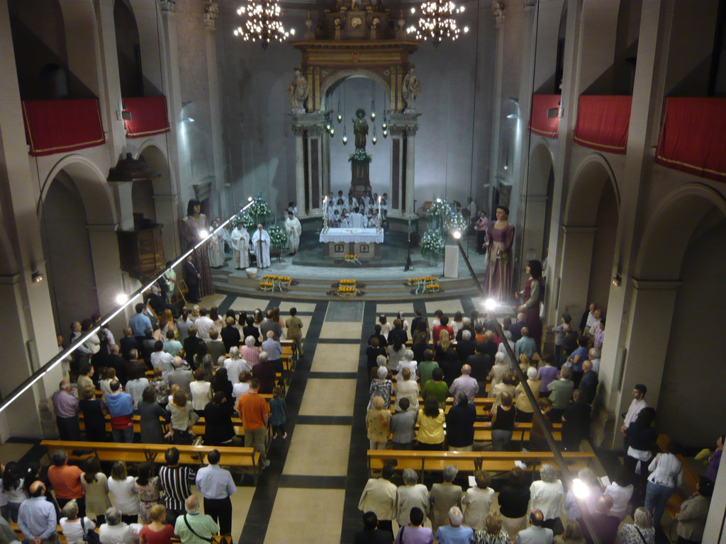 6/6/2010 Missa solemne de Corpus
