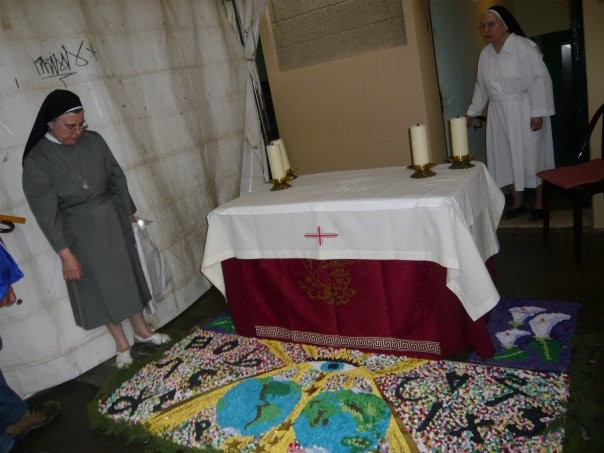 Altar de les monges