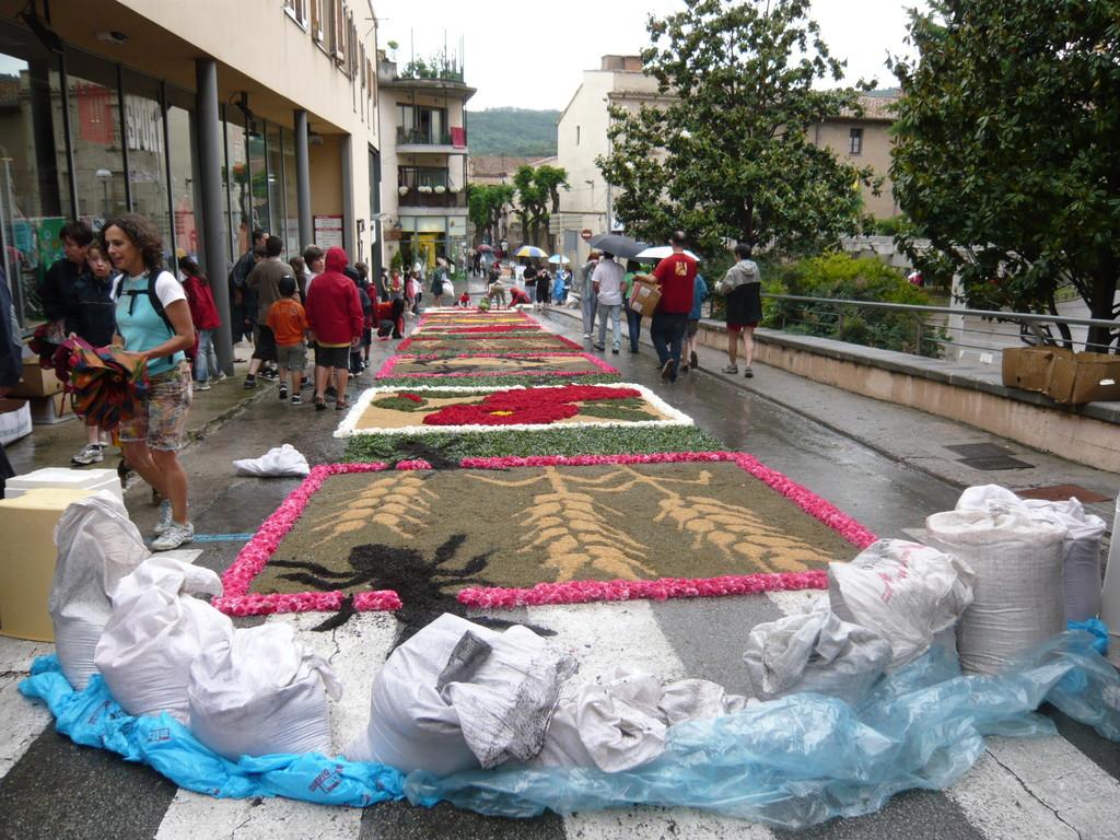 6/6/2010 Sacs per aturar l'aigua de pluja