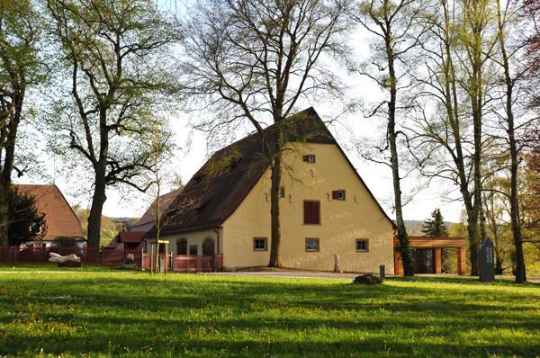 Schloss-Scheune Essingen