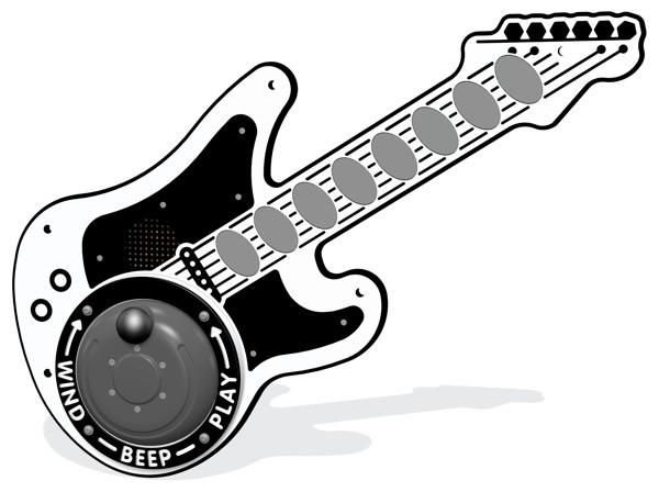 chitarra basso Pannelli ludici, elettronici, Playtronic, tris, forza 4, accessibili per disabili inclusivi Stileurbano Abbiategrasso oratorio