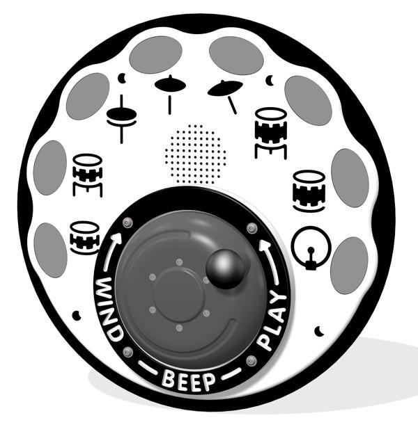 batteria Pannelli ludici, elettronici, Playtronic, tris, forza 4, accessibili per disabili inclusivi Stileurbano Abbiategrasso oratorio