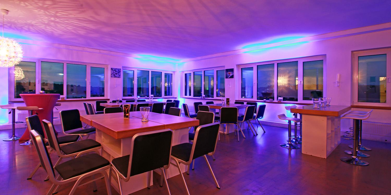 Die Skybar - Die idealen Räumlichkeiten für Deine Veranstaltung