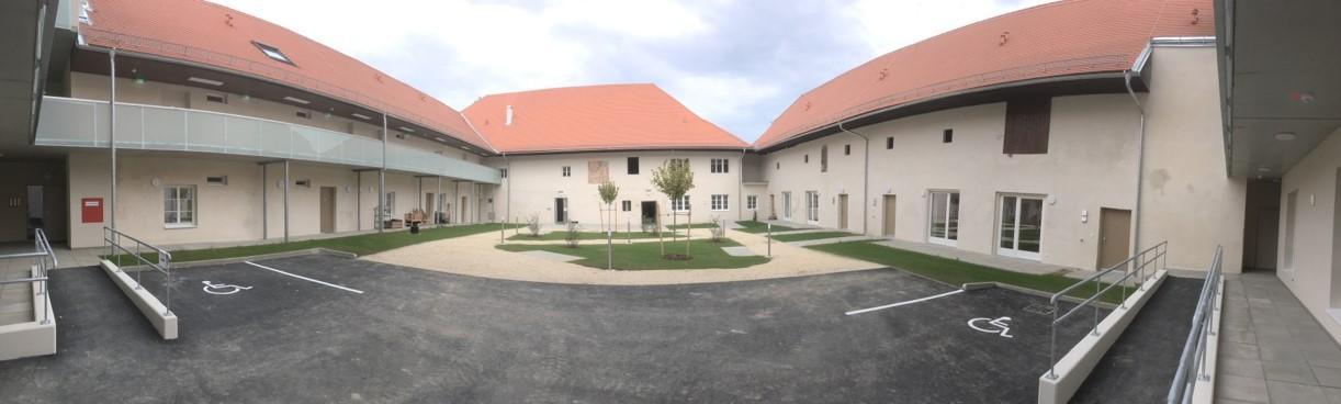 Kranz | Schlüsselhof, Steyr