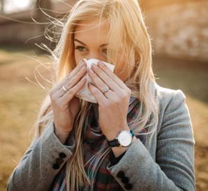 Ätherische Öle zur Vorbeugung einer Erkältung
