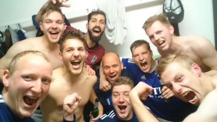 Auswärtssieg in Mörsen - what else
