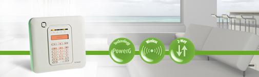 Alarme sans fil gsm domotique myfox pro surveiller et for Alarme maison myfox