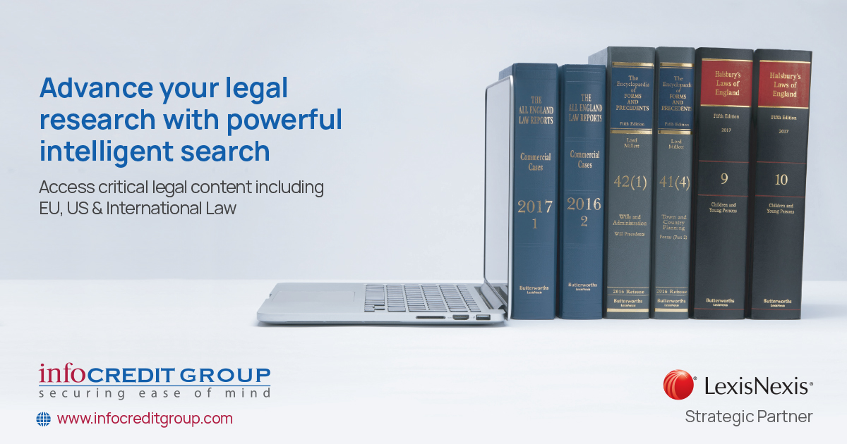 Infocredit Group-LexisNexis (RELX Group): A Stronger Alliance