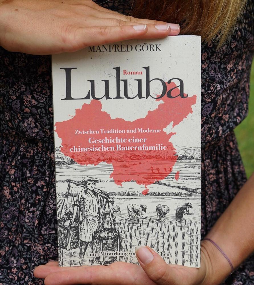 Luluba - Manfred Görk