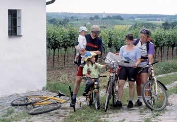 Radeln im Weinviertel