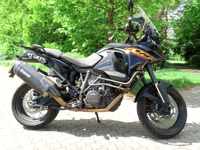 KTM 1290 adventure - Fahrlehrerbike