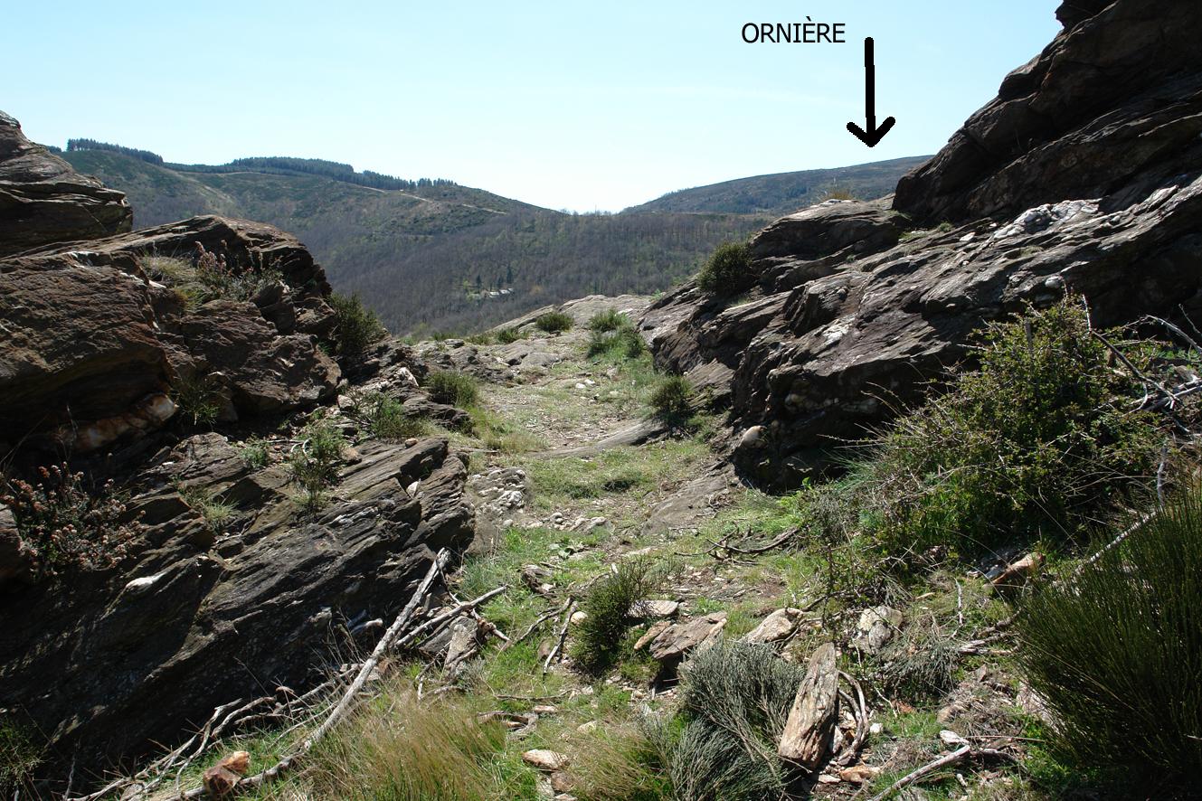 Massaral, passage du Malpas