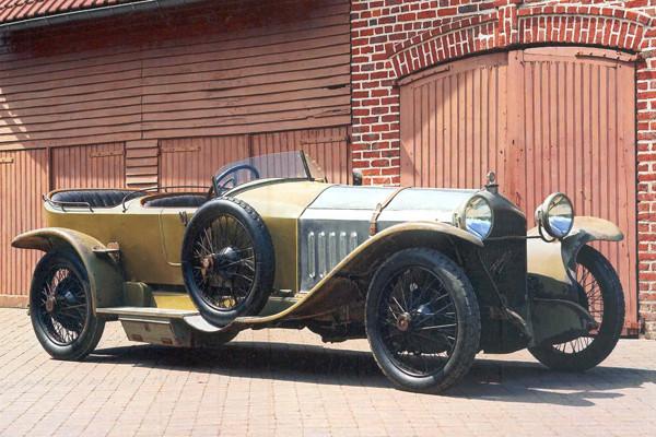 Een Turcat-Méry Type PJ6 (1919-1921).