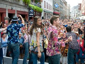 """Événement """"On est 10 000 sur la rue St-Paul"""" - (2011)"""