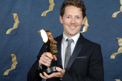 Récipiendaire du Gémeaux du meilleur premier rôle - jeunesse 2013