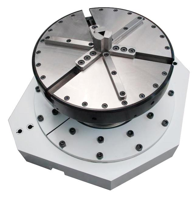 Rotationsgreifer für Härtepresse
