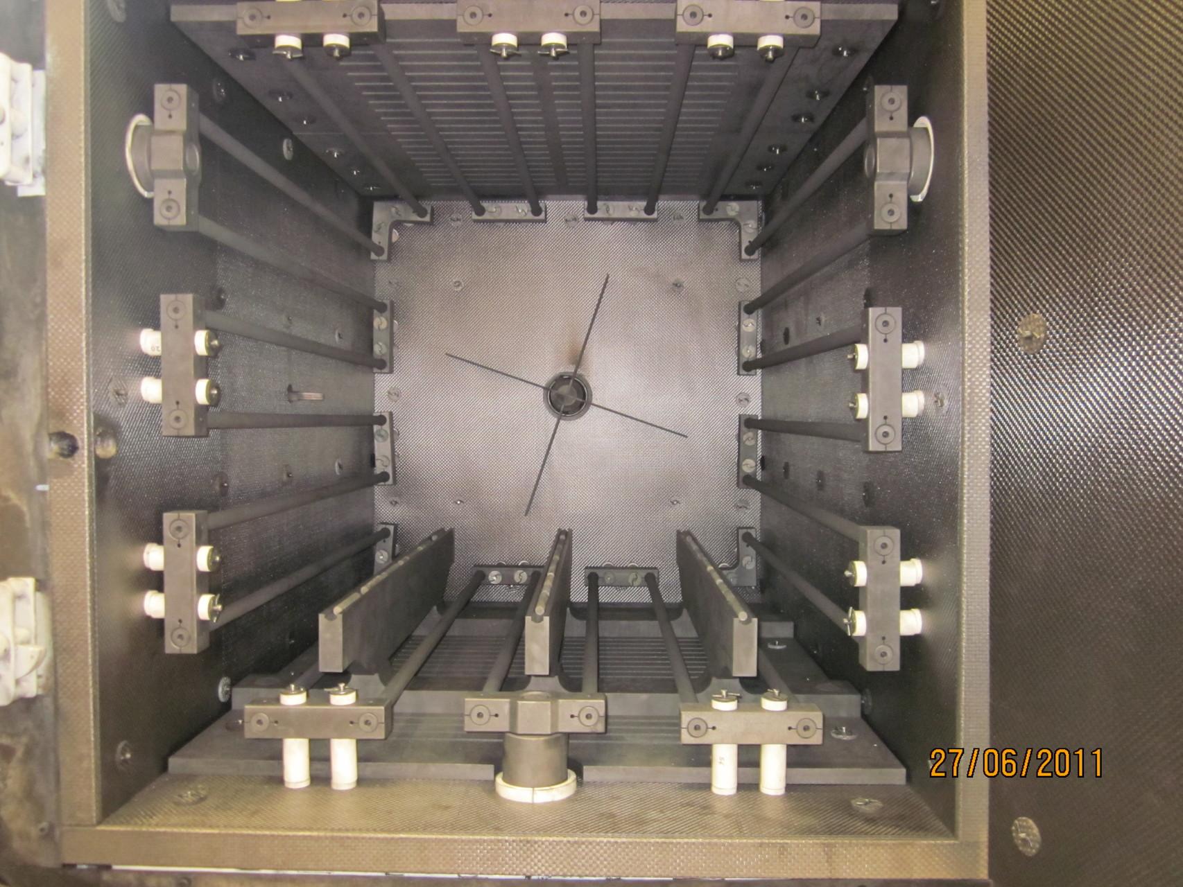 Vakuumheizkammer