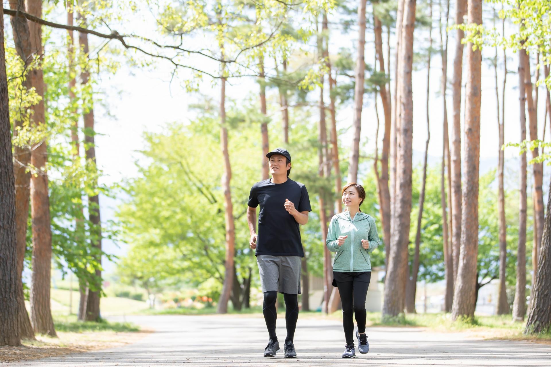 背骨を使って理想的な歩きを手に入れよう