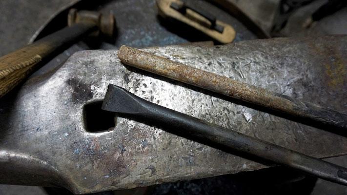 Meißel schärfen, Werkzeuge schärfen, Delitzsch, Leipzig