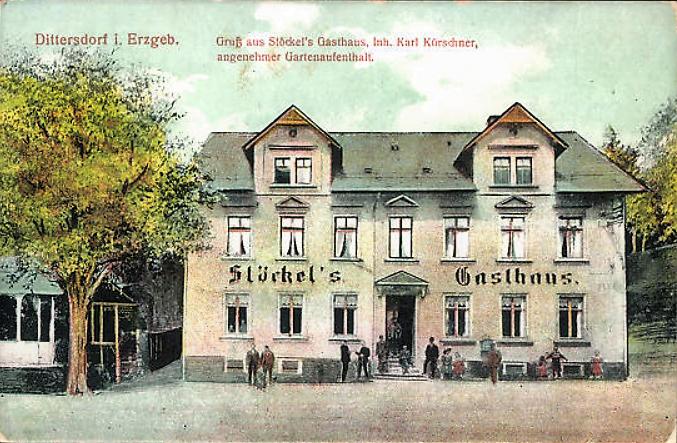 Stöckels Gasthaus