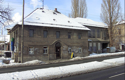 """""""Bochmanns Ballhaus"""" Karl-Marx-Stadt"""