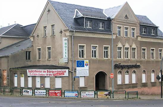 """Bürgergarten"" Stollberg"