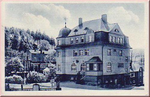 Der Gasthof 1935