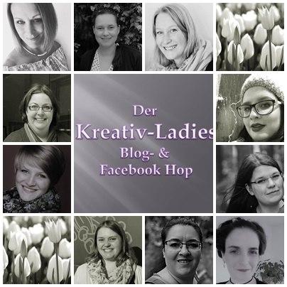Blog Hop Kreativ Ladies- neuer Minikatalog & SAB 2021