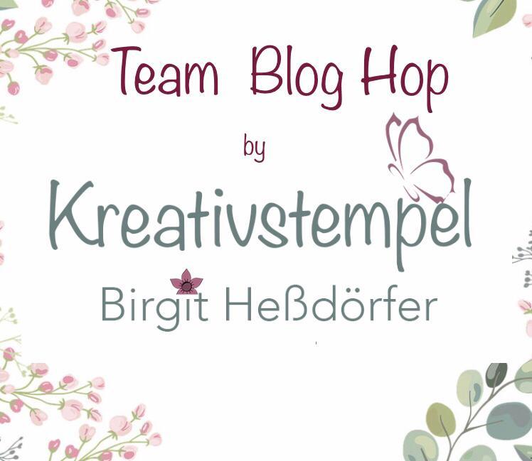 Blog Hop Team Kreativstempel- Thema: Ein Dankeschön an unsere Postboten