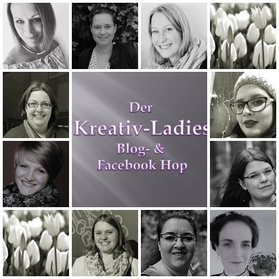 Blog Hop Kreativ Ladies- Valentinstag