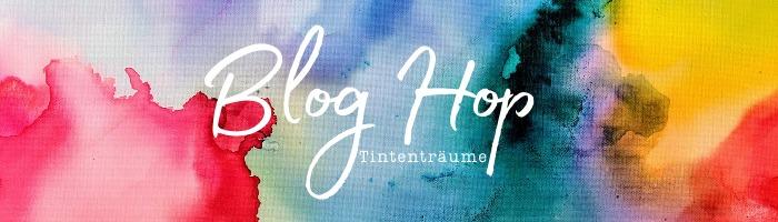 Blog Hop Tintenträume - Thema Löwenzahngarten