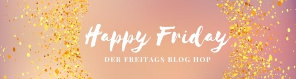 Blog Hop Happy Friday - Thema: Neuer Katalog und Incolors 2021-2023