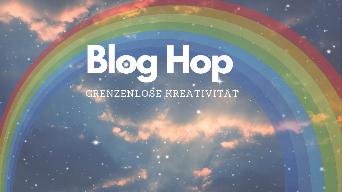 Blog Hop Grenzenlose Kreativität - Thema Eiszeit