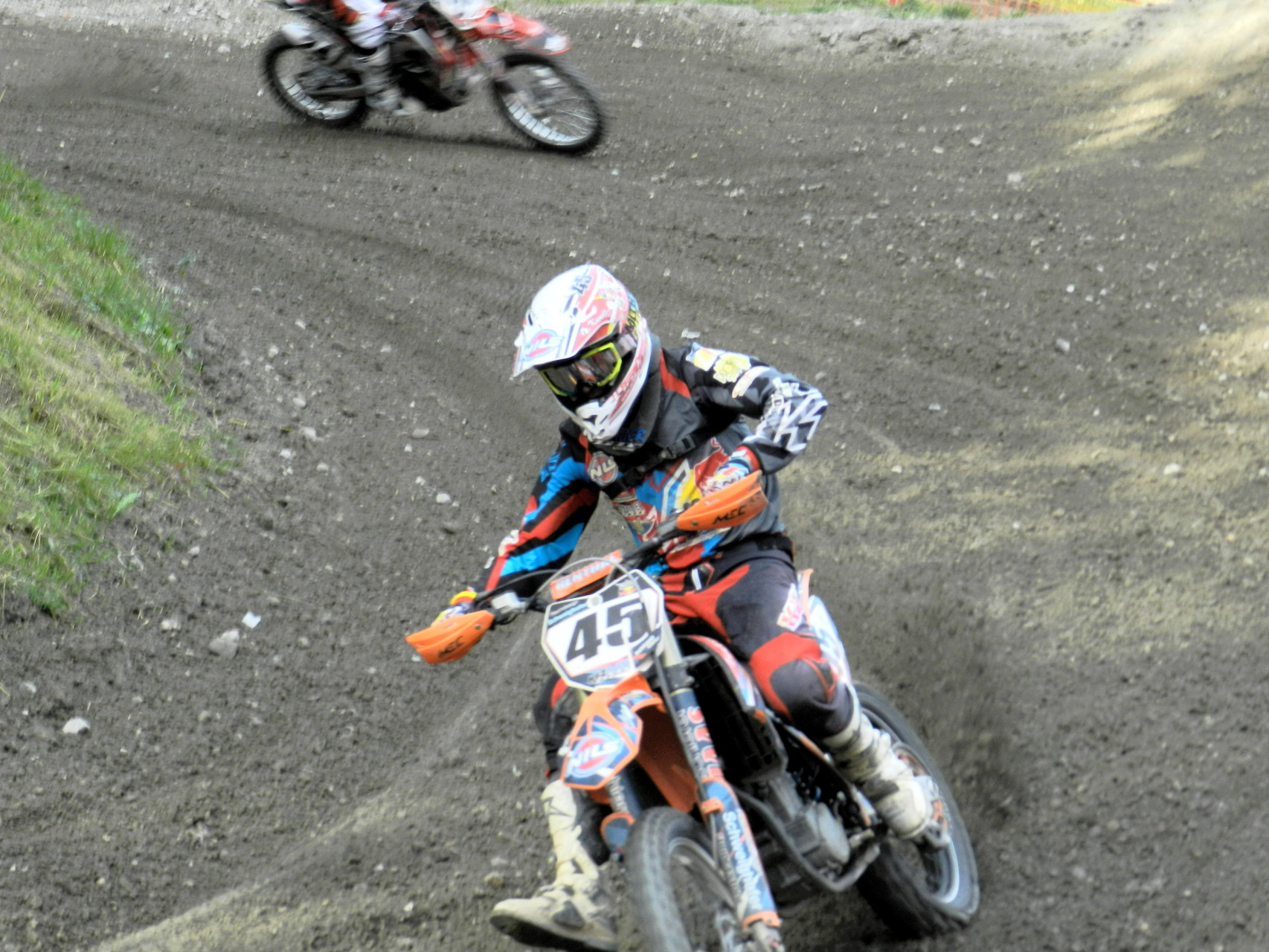 3rd Race Kundl Tirol Klasse 50 Ccm Eco Enduro Motocross