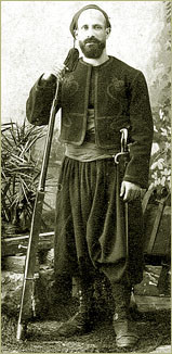 Justin Schuhl en Algérie