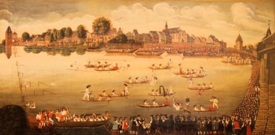 joutes nautiques (Musée historique de Strasbourg)
