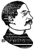 Léon Blum par Félix Vallotton (Revue blanche)