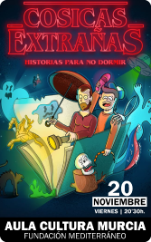 UNDERMINED - Teatro Circo Murcia - Danny Mellor