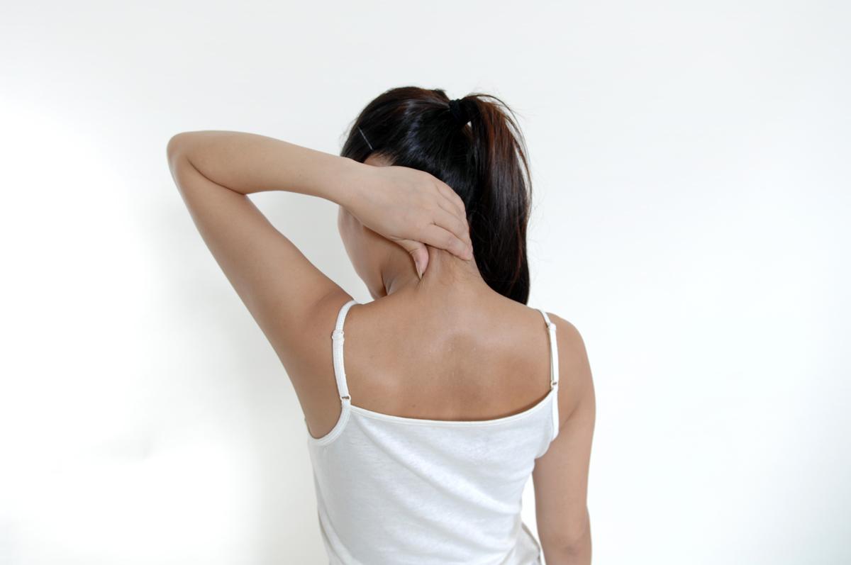 豊橋マッサージ首の痛み
