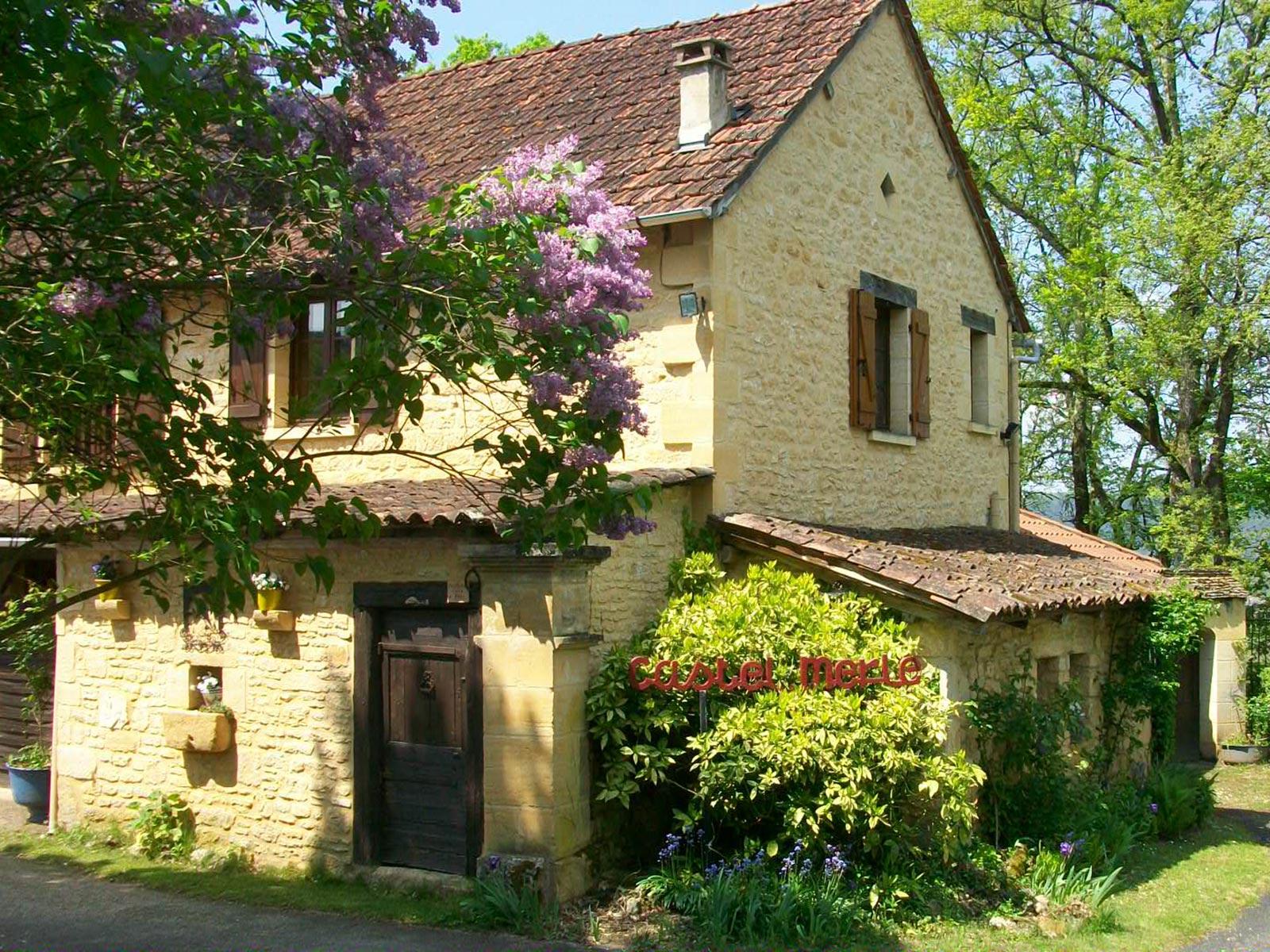 maison traditionnelle proche de Lascaux