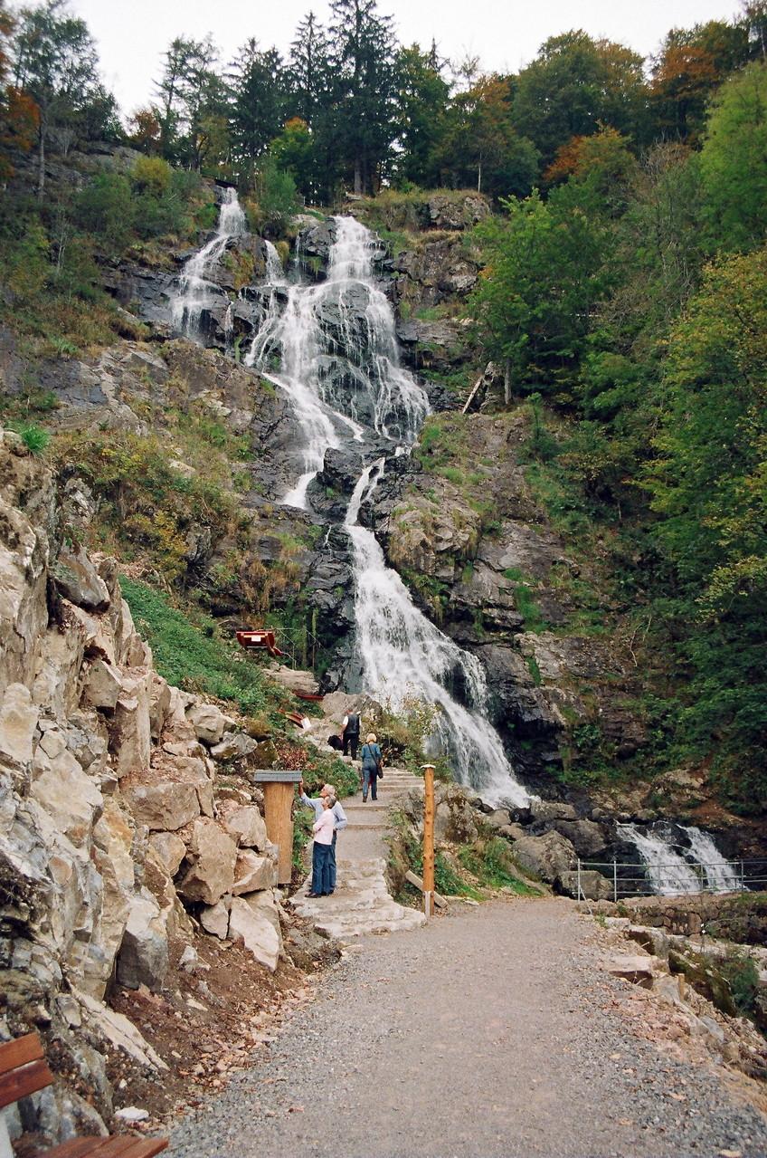 Wasserfall Todtnauberg