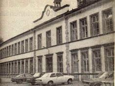 """""""Volksschule am Spitalplatz"""", vor der Sanierung"""