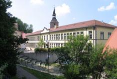 """Volksschule am Spitalplatz"", nach der Sanierung"