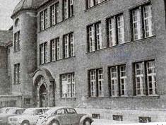 Katholische Volksschule für Mädchen (bis 1968)