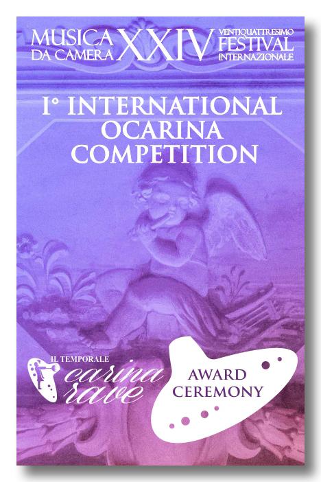 Concerto di premiazione Ocarina Rave Competition