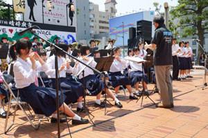 福岡中央高校ブラスバンド