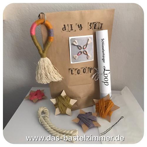 DIY-Kit Schlüsselanhänger