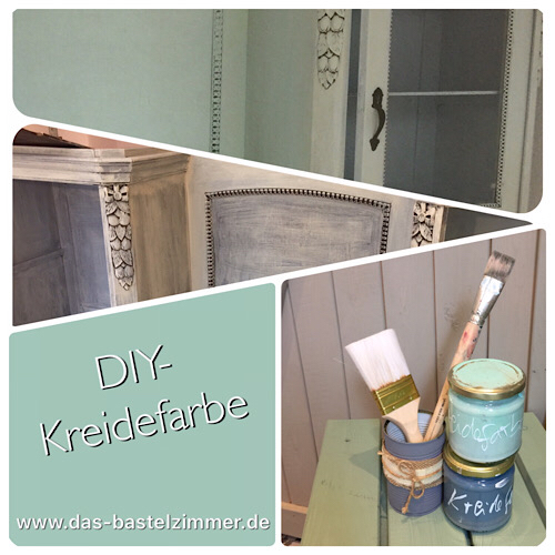DIY Kreidefarbe